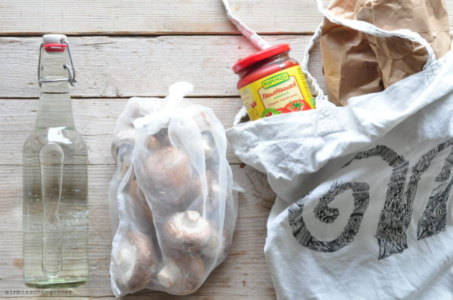 Tipps Zero Waste Einkauf