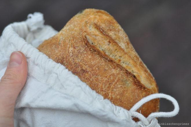 Zero Waste Brot