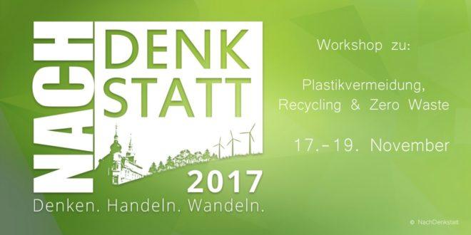 Nachhaltigkeitskonferenz Nachdenkstatt