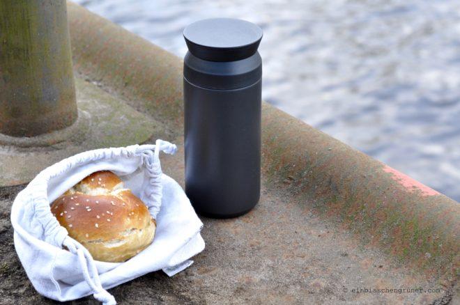 Nachhaltige Coffee to go Becher