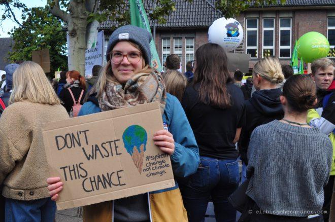Nachhaltigkeit mit Impact