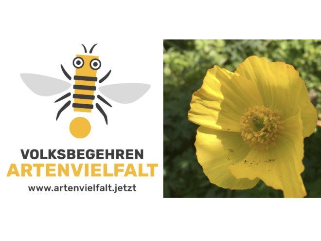 Volksbegehren Artenvielfalt.jetzt Niedersachsen